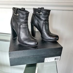 Rachel Zoe - Charlie Tumbled Leather Boot